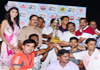Mangaluru: Afreen Vaz Adds Glamour to closing Ceremony of 19th  Federation Cup