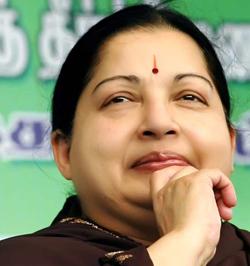 Jayalalitha m