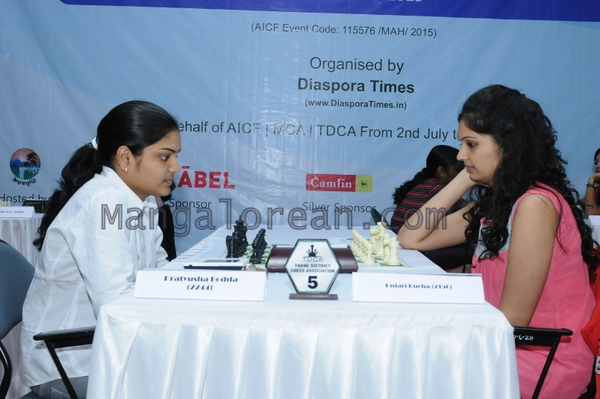 Prathyusha Bodda and Rucha Pujari