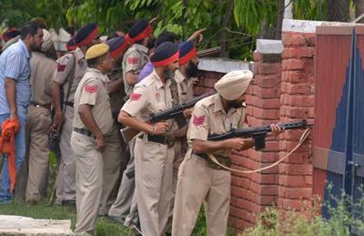Punjab terror attack m