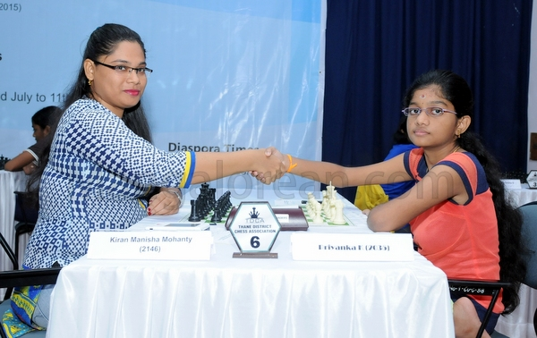 WGM Kiran Manisha Mohanty - K Priyanks
