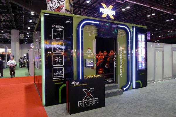 X-Rider, 4 seat