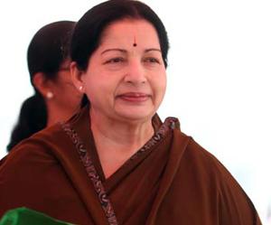jayalalithaa m
