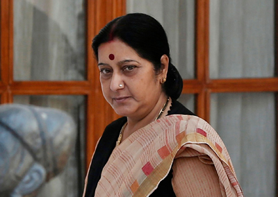 INDIA-MINISTER/