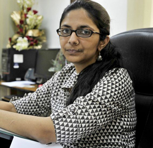 Swati Maliwal DCW Chief to go woth Aradhana's story-photo/B B Yadav/dna