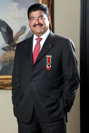 Dr B R Shetty