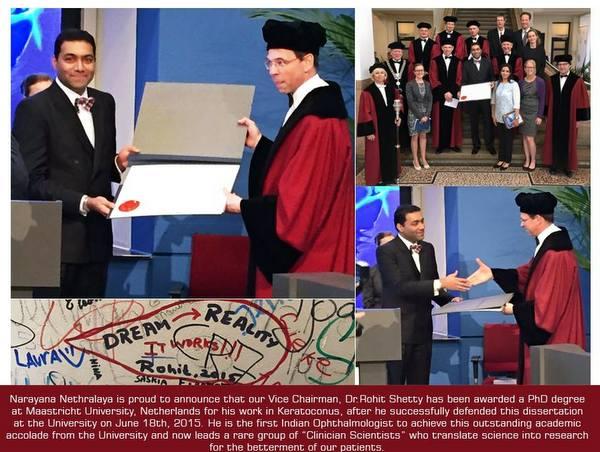 Dr. Rs. Award