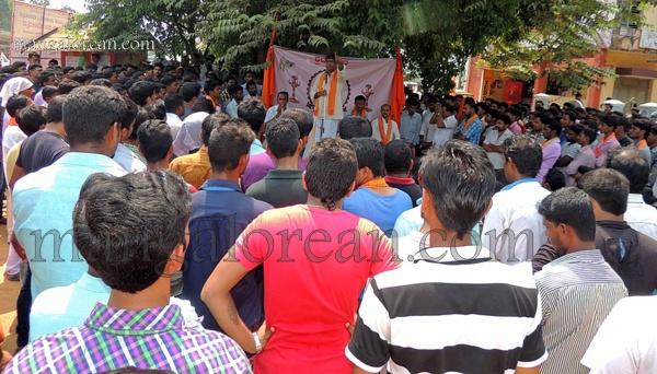 Protest-Moodbidri-18102015 (10)