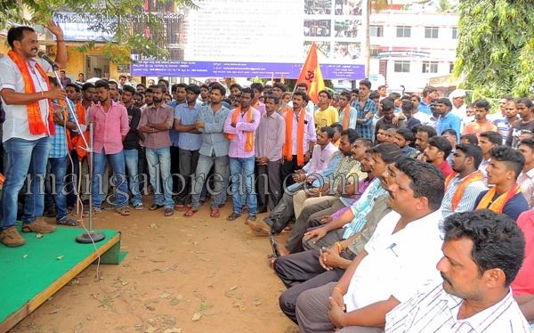 Protest-Moodbidri-18102015 (12)