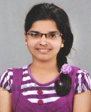 Sahithya Sathish - Third
