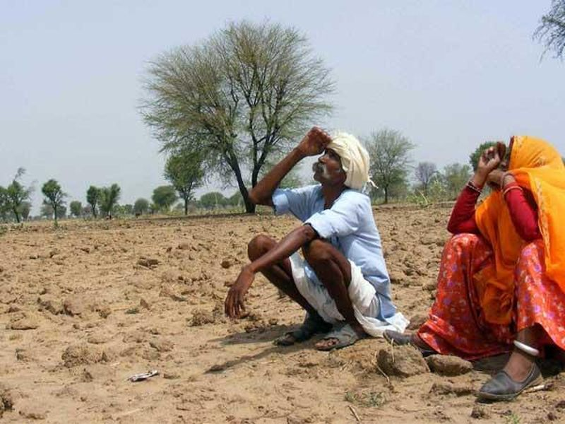 drought-affected