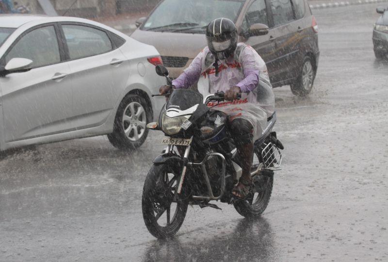 rain-bangalore