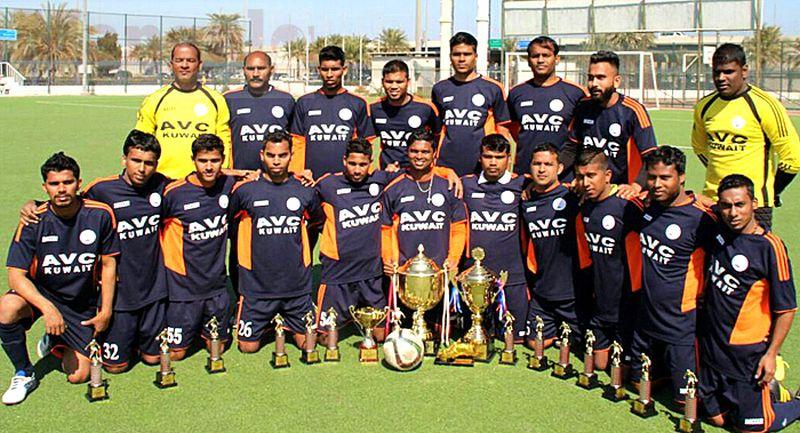 Season Champions AVC Sports Association