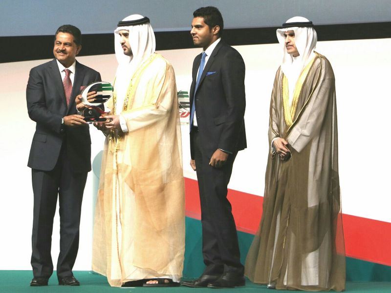 Thumbay Hospital Ajman Wins 'Dubai Quality Appreciation Award'