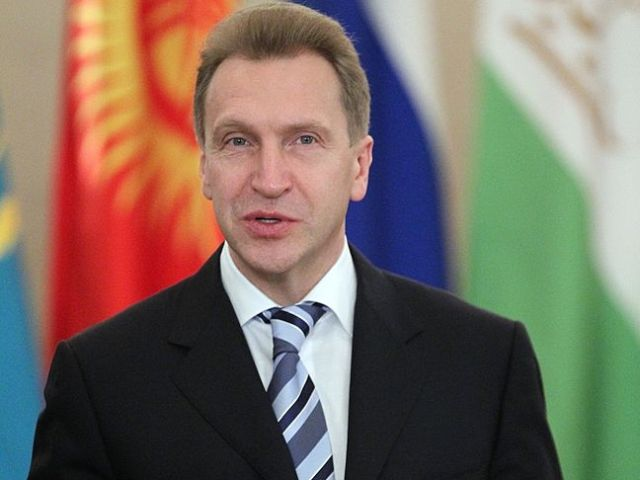 igor shuvalov-russian-deputy-pm