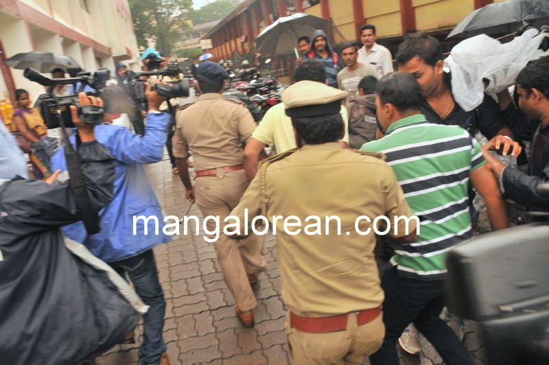 image005Baliga Murder Case, Naresh Shenoy Produced Before court-20160627-005