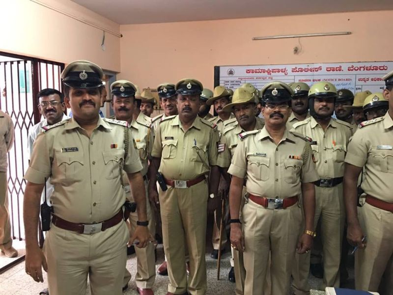 police duty