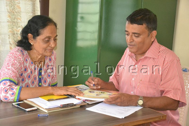 92-Yr-Old Alice D'Souza abandoned by 'Adopted Son' (1)