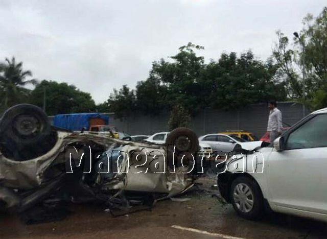 Man of Shirva Origin Dies in Expressway Pile-up in Mumbai