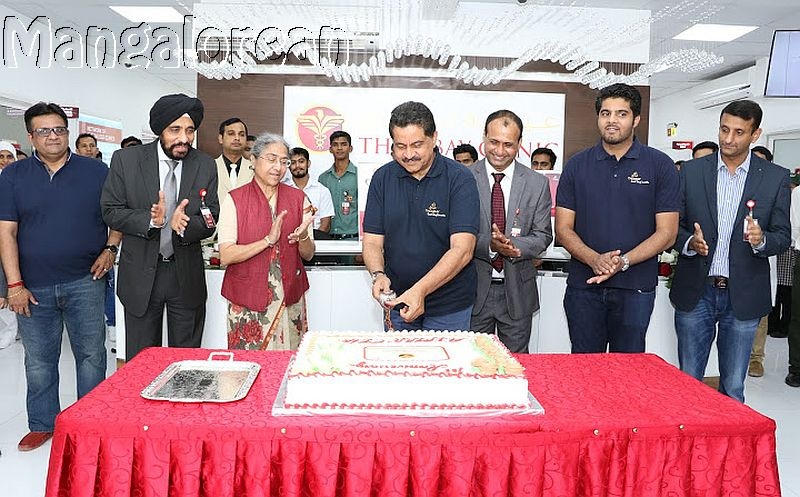 Thumbay-Clinic-Ajman Celebrates-First-Anniversary (1)
