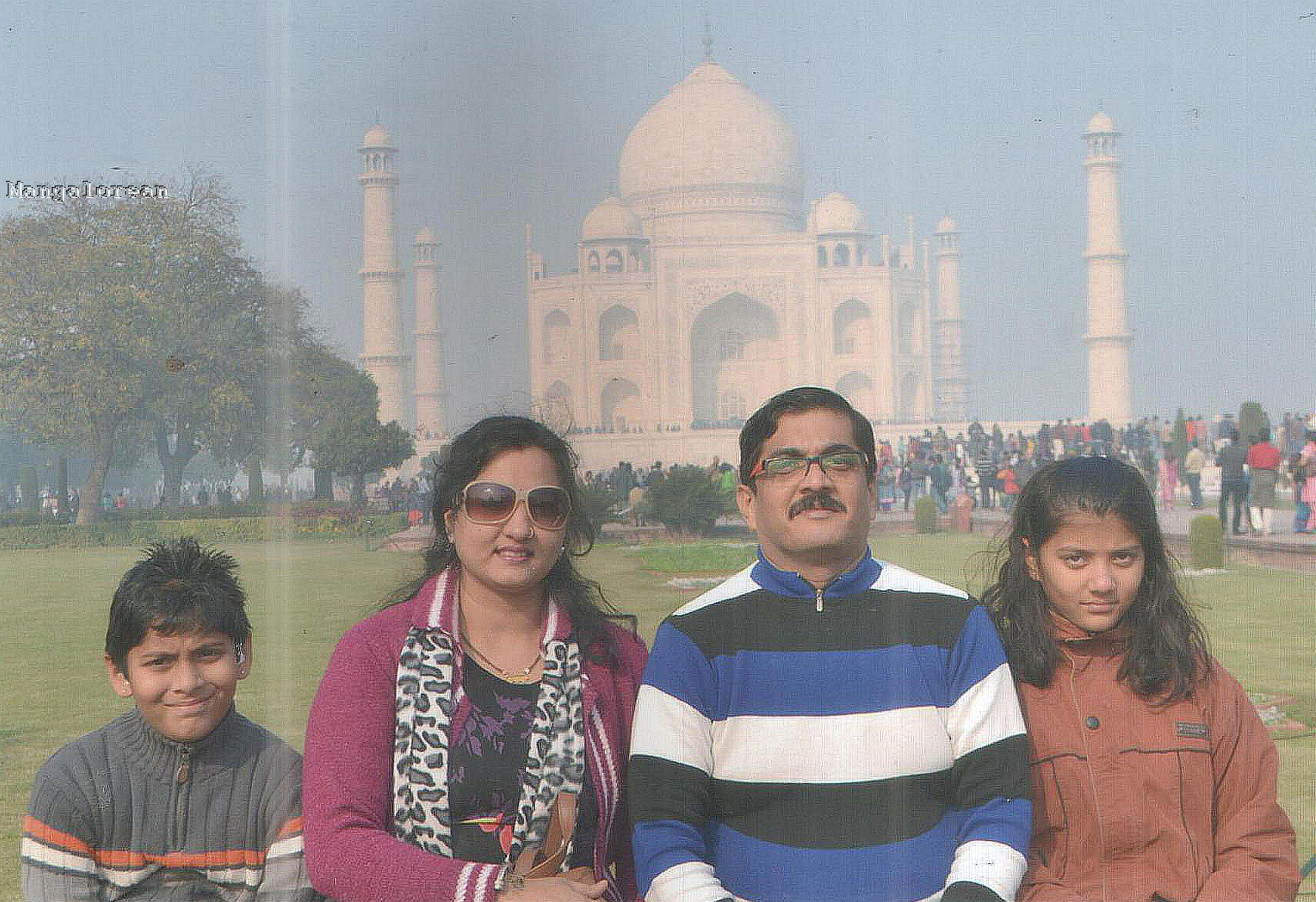 anoop_Family