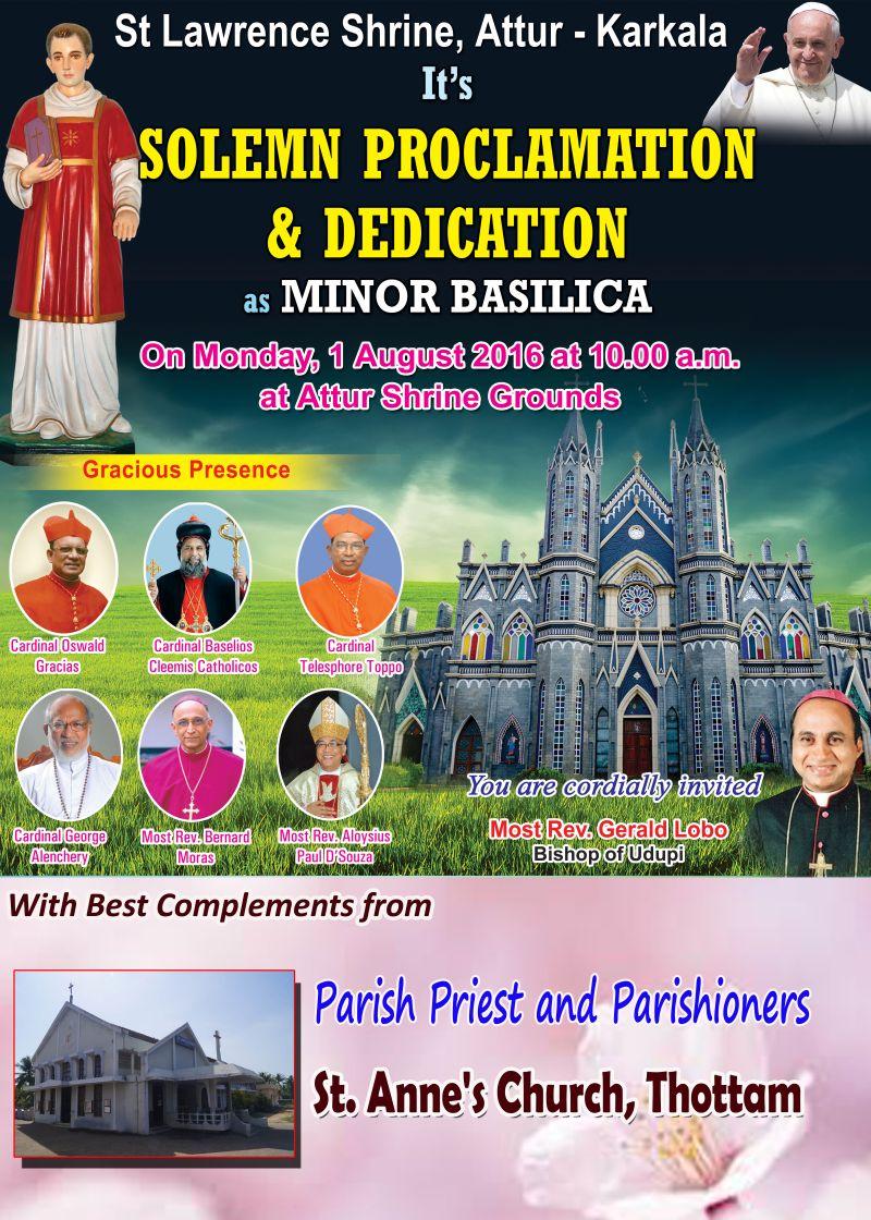 minor-basilica -thottam-church