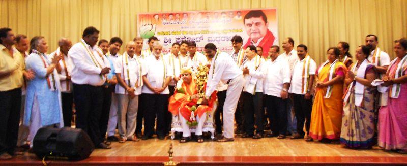 pramod-madhwaraj-felicitation-brahmavar