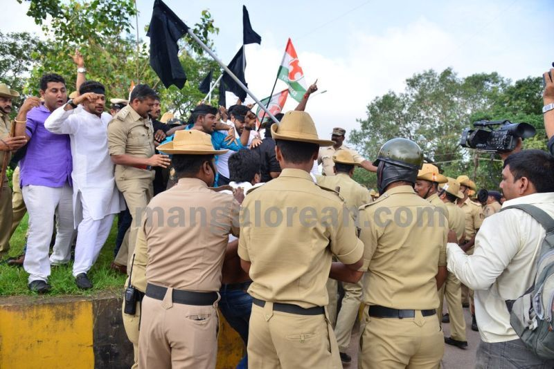 image002youth-congress-protest-against-amithsha-20160821
