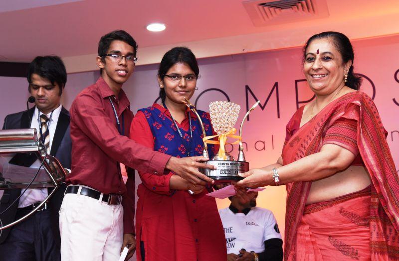 aj-hospital-runner-up-trophy