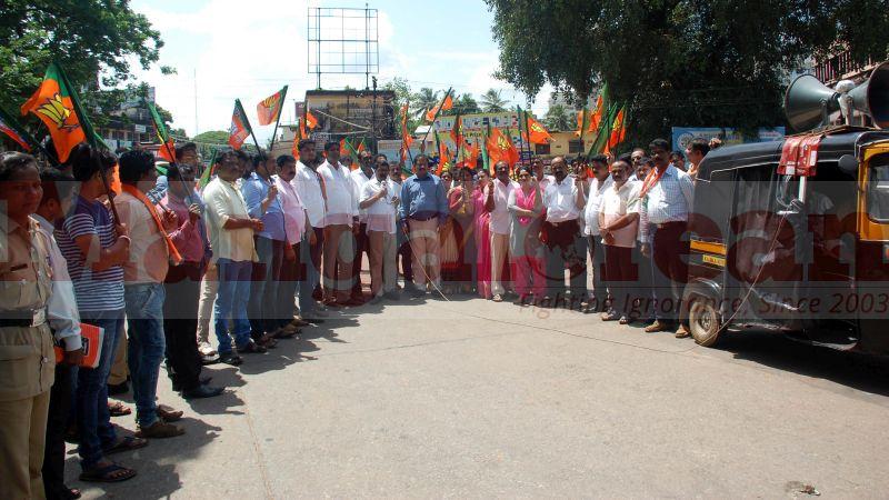 bjp-cauvery-wate-row-karnataka-bandh-udupi-protest-20160909-03