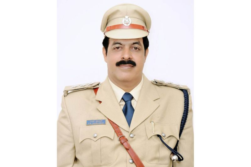 Cpi Jaishanker Promoted Dysp Coastal Security Police