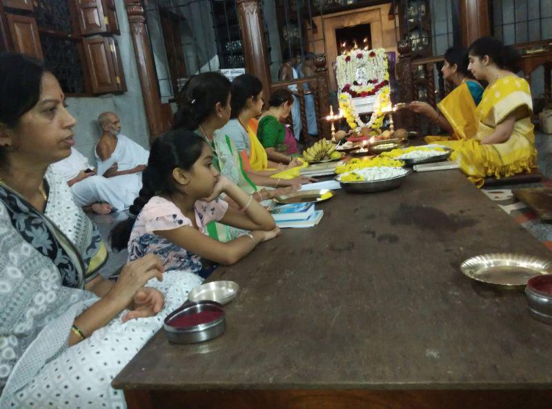 dharmastala-kunkumarchane