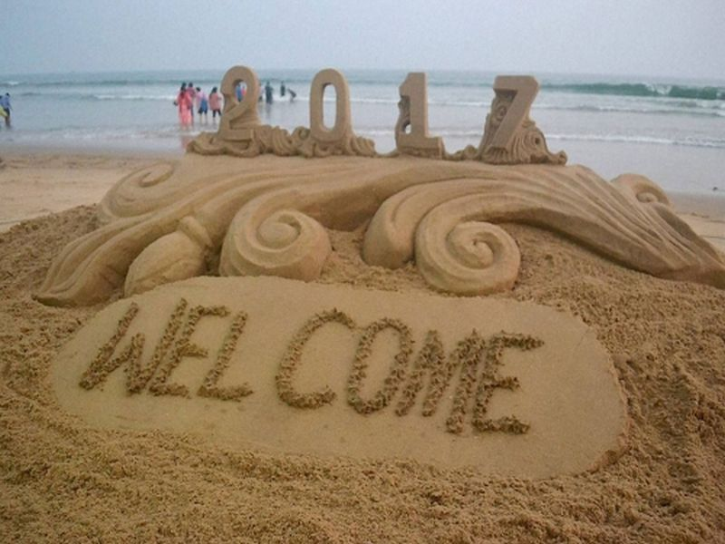 newyear-sand-art