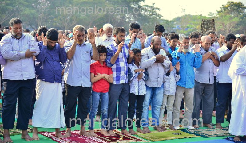 SKSM Holds Prayer Service for Rain in District - Mangalorean com
