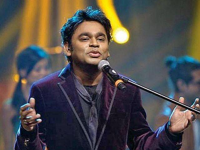 Rahman's song 'Ruby Ruby' for 'Sanju' out - Mangalorean com