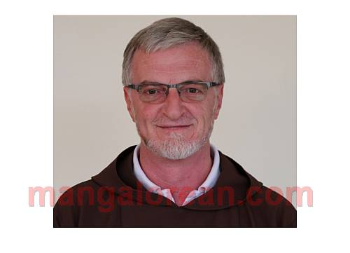 Fr Roberto Genuin, OFM Cap is New Minister General of the