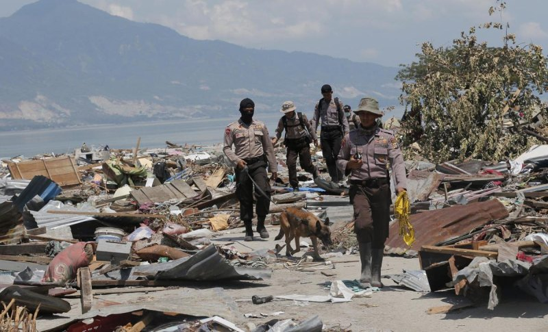 Indonesia earthquake, tsunami toll reaches 1,407 - Mangalorean com