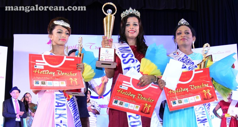 History Made! Sanjana Wins First Ever 'Parivarthan Trans Queen 2018 ...