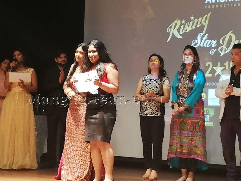 Queen of the stage Beulah Ruth Pinto wins 1st RUNNER UP at