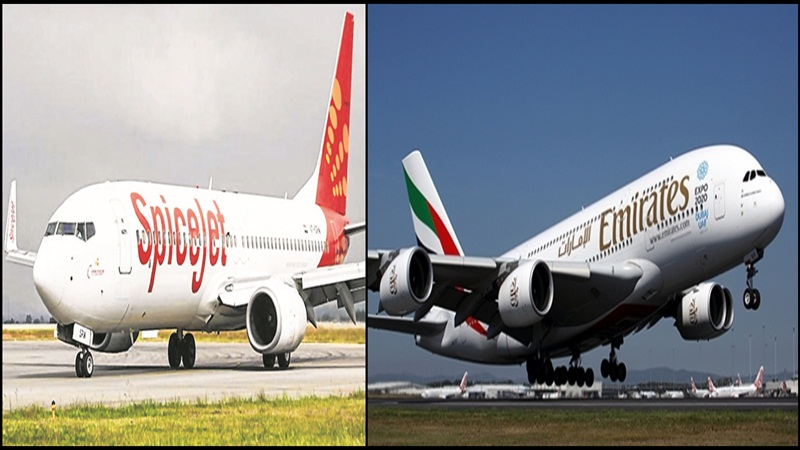 Emirates, SpiceJet sign codeshare deal - Mangalorean com