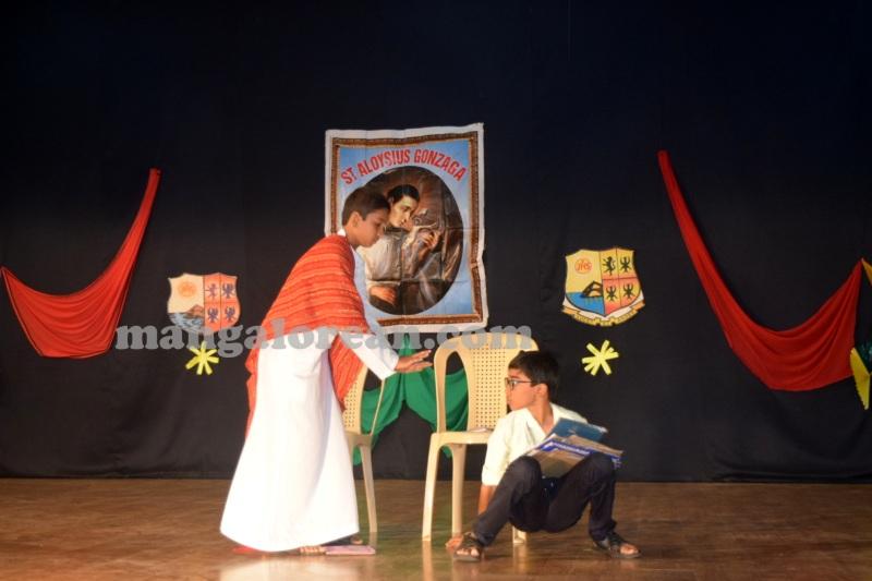 St Aloysius Hr Pry School Celebrates Feast Day of St Aloysius