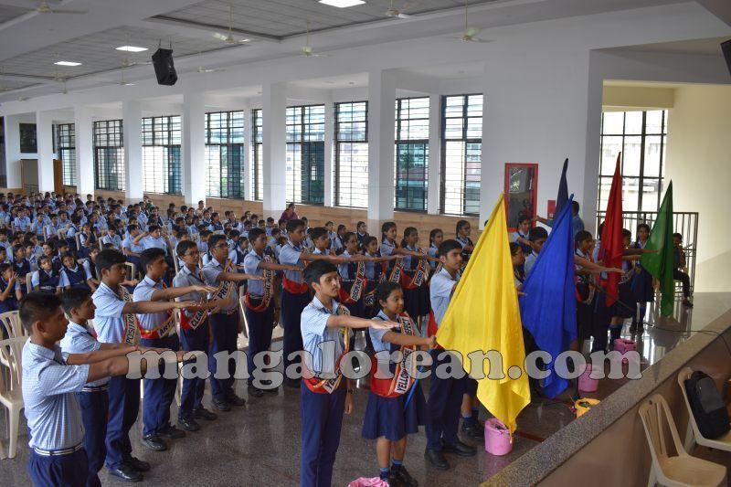 St Aloysius Gonzaga School Holds Investiture Ceremony 2019