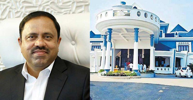 Kind Hearted Man, Joy Arakkal- Who Owns 45,000 sqft Mansion Home ...